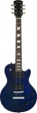 Stagg L300-BL Low Archtop Rock ,L, E-Gitarre