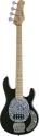 Stagg MB300-MBK 4-saitige Vintage-Stil ,B, Serie E-Bassgitarre
