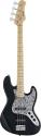Stagg B370-MBK Vintage-Stil J E-Bassgitarre