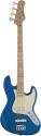 Stagg B370-MBL Vintage-Stil ,J, E-Bassgitarre
