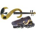 Stagg EVN 4/4 H 4/4 Silent Violin Set ABVERKAUF
