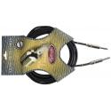 Stagg GC-3/NKH Neutrik Gitarrenkabel Klinke/ Klinke