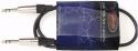 Stagg SPC-01PSPSH Pro Symetrisch Patchkabel - Stereoklinke/ Stereoklinke