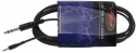 Stagg SPC-03PSJSH Pro Symetrisch Patchkabel - Stereoklinke/ Mini Stereoklinke