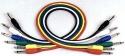 Stagg PC-0,3/PPH 6 x 1/4, Mono Patchkabel - Klinke/ Klinke