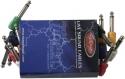 Stagg PC-0,08/PLPLH 6 x 1/4, Mono Patchkabel - Klinke/ Winkelklinke