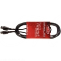Stagg MDC-3H MIDI kabel + DIN M/DIN M - PVC in formen gebaut