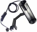 Stagg MUS-L230H Notenpult-Lampe, 230 V mit Netzkabel, schwarz