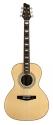 Stagg NA74F Akustik Folk-Gitarre mit massiver A-Klasse Fichtendecke