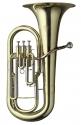 Stagg Bb- Euphonium mit Perinet Ventilen im ABS-Koffer
