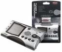 Stagg TUM-50 SLH Automatisches, chromatisches Stimmgerät und Digitalmetronom, silber/schwarz