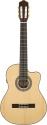 Stagg C948CBB S-N 4/4 Elektro-Akustische Klassik-Gitarre mit A3.2 B-Band EQ 4-Band