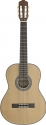 Stagg C1147 S-CED 4/4 Klassikgitarre in natur mit massiver Zederndecke