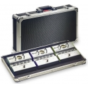Stagg UPC-500 ABS Koffer für Gitarrenbodeneffekte