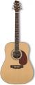 Stagg SW209-NS Akustische Dreadnought Gitarre