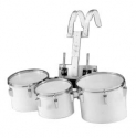Stagg MT1871 Marching Tom Quad 10 Zoll /12 Zoll /13 Zoll /14 Zoll + MK1870 Marching Tragegestell