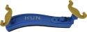 Kun Schulterstütze Mini 1/8 - 1/4 Kunststoff verstellbar blau