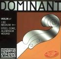 Thomastik 135B Dominant Saitensatz 4/4 Geige/Violine E-Saite Stahl blank mittel