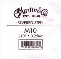 Martin & Co Gitarrensaite M12 Stahl für Akustikgitarre