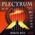 Thomastik AC112 Plectrum Saitensatz für Akustik-Gitarre Bronze Medium Light