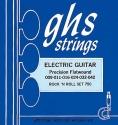 GHS Gitarrensaiten für E-Gitarre Extra Light