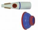 Emo Dämpfer für Trompete Hush-Hush Plastik