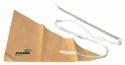 Durchziehwischer für Klarinetten Kordel mit Leder der Marke GEWA