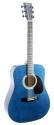 Stagg SW203TB Akustische Dreadnought Gitarre