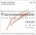 Nürnberger A- Saite für 4/4 Cello