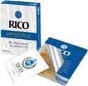 Rico Reserve Reeds 3,0 Deutsch Bb- Klarinette Packung mit 5 Stück