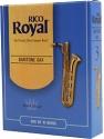 Rico Royal Reeds 3,5 Bariton- Saxophon Packung mit 10 Stück  - ABVERKAUF