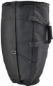 Steinbach 12 Zoll Conga-Tasche in schwarz mit 5 mm Polsterung