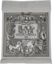 Ernie Ernie Ball Gitarrensaiten für Klassikgitarre Ernesto Palla High Tension Black Silver ABVERKAUF