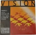 Thomastik VI01 Vision E-Saite 1/4 Geige/Violine Stahl Alu umsponnen mittel