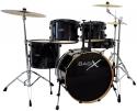 Schlagzeug Basix XENON 2 Shadow Black 22 Zoll