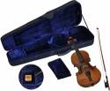 Steinbach 1/8 Geige im SET Buchsbaumgarnitur dunkelbraun satiniert