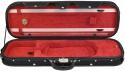 Steinbach 4/4 Geigenkoffer Rechteckmodell in light red