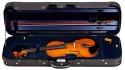 Gewa Geige Concerto 1/2 vollmassive Violingarnitur mit geflammten Boden von GEWA