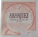 Aranjuez A200 Spanish Silver Konzertgitarrensaiten Low Tension Satz