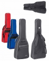 Gewa 4/4 Gitarrentasche in schwarz f�r Konzertgitarre 12mm Economy 12 LINE