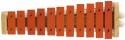 Basix Glockenspiel G11 11 rote Klangplatten diatonisch