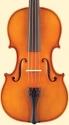 Höfner 4/4 Geige orangebraun, handgearbeitet Made in Germany