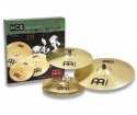 MEINL Becken-Set mit HiHat, Crash, Ride