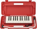 Hohner Student Melodica 26 Tasten in rot inkl. Anblasschlauch