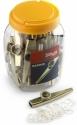 Stagg KAZOO-30  Kazoo aus Metall goldfarben