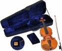 Steinbach 1/32 Geige im SET Buchsbaumgarnitur orangebraun