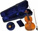 Steinbach 1/2 Geige im SET Buchsbaumgarnitur orangebraun