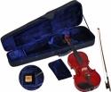 Steinbach 4/4 Geige im SET rot handgearbeitet