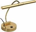 Steinbach Klavierlampe klassisch in Messing poliert Made in Germany