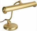 Steinbach Klavierlampe klassisch in Messing matt Qualität made in Germany